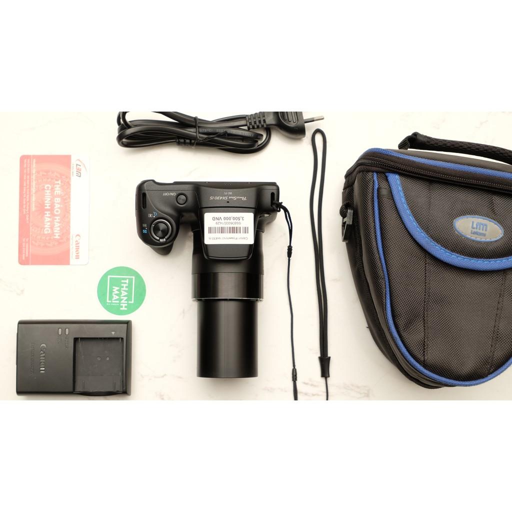 Máy ảnh Canon PowerShot SX430 IS