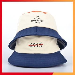[Bán Chạy] Nón Bucket Thời Trang, Nón Tai Bèo Thời Trang Hàn Quốc Cao Cấp
