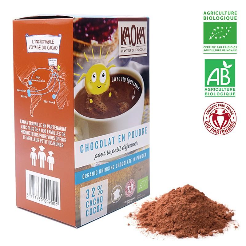 Bột cacao hữu cơ Kaoka - 9973119 , 1318823934 , 322_1318823934 , 225000 , Bot-cacao-huu-co-Kaoka-322_1318823934 , shopee.vn , Bột cacao hữu cơ Kaoka