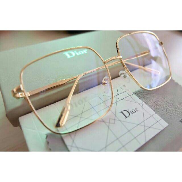 แว่นตาปั้มทรงดิออร์ สุดhot 🔥🔥🔥