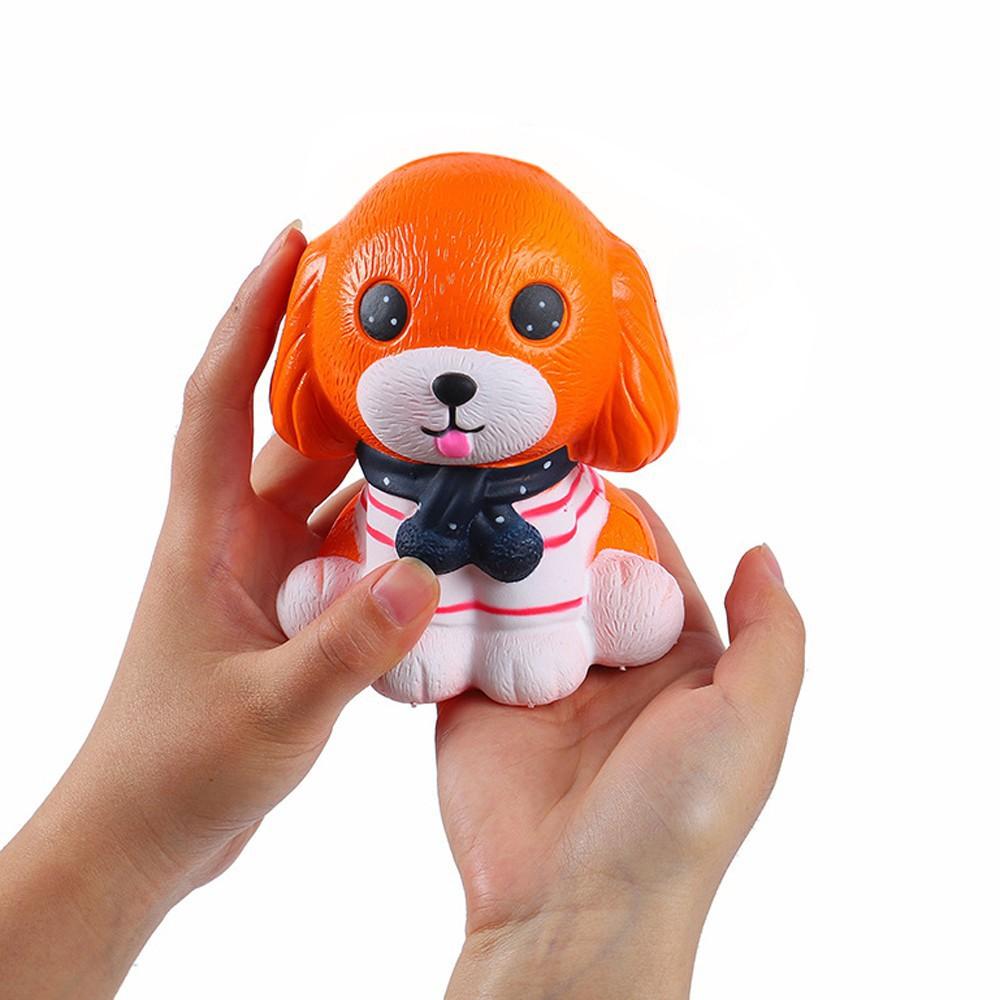 Đồ chơi bóp tay giúp giảm căng thẳng hình chú chó dễ thương mã sp HP3880
