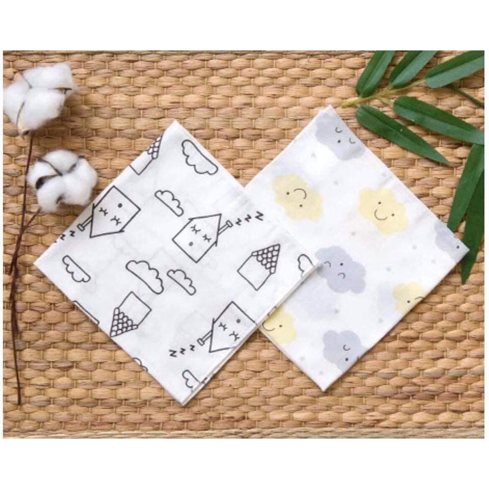 Khăn xô sữa sợi tre CORDI-I Hàn