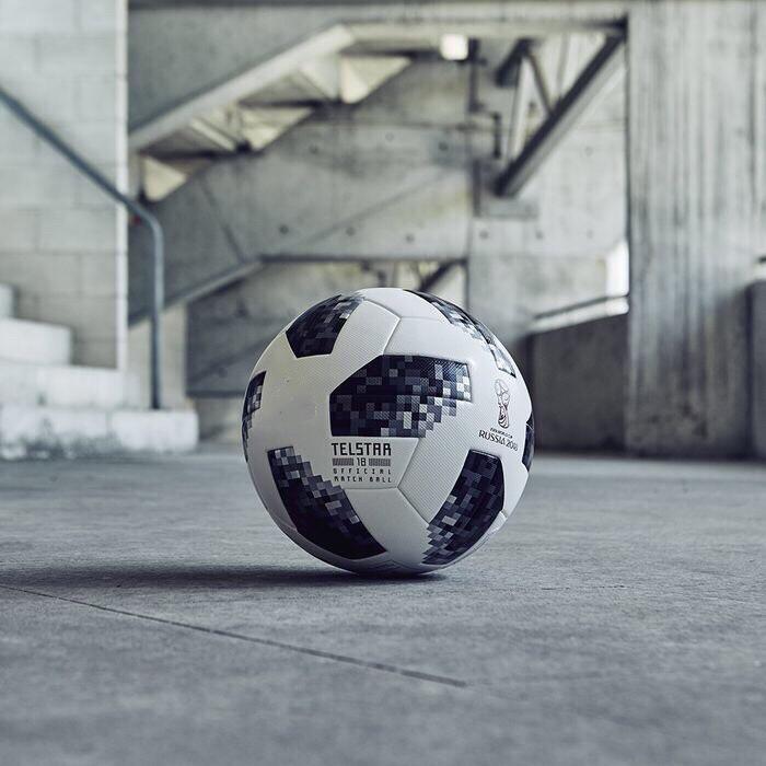 Trái bóng Telstar - trái bóng chính thức của World Cup 2018