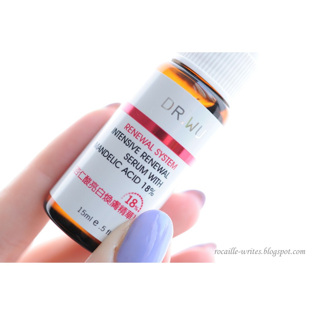 30ml Serum Dr.Wu Intensive Renewal with Mandelic Acid 18% - 3483939 , 1170531860 , 322_1170531860 , 887000 , 30ml-Serum-Dr.Wu-Intensive-Renewal-with-Mandelic-Acid-18Phan-Tram-322_1170531860 , shopee.vn , 30ml Serum Dr.Wu Intensive Renewal with Mandelic Acid 18%