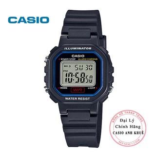 Đồng hồ điện tử nữ Casio LA-20WH-1CDF dây nhựa thumbnail