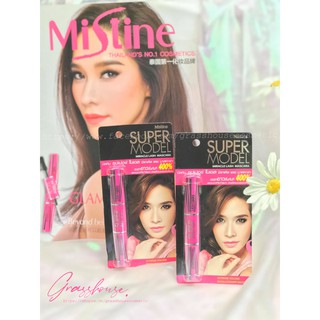 MASCARA Mistine Super Model Miracle Lash thumbnail
