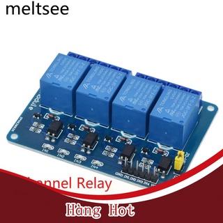 [ Hàng Hot ] Mô Đun Rơ Le 4 Kênh 4 Channel relay Module 5V 12V cho Arduino ARM PIC AVR DSP thumbnail