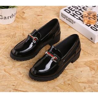 Giày Oxford Nữ Đế Bằng Mã H77 thumbnail