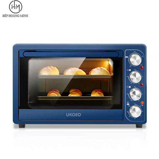 Lò nướng bánh - lò nướng thực phẩm - sấy khô hoa quả Ukoeo D1 dung tích 32L bảo hành 12 tháng chính hãng