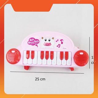[H-HOT] Đàn Piano Hallo Baby cho bé yêu thích học đàn LCC-9 Giá Rẻ