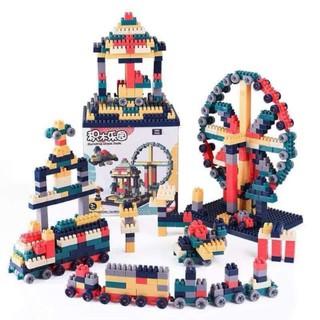 Lego 520 cho tiết to mẫu 2020