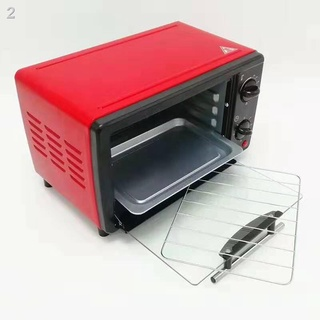 Lò nướng hộ gia đình nhỏ lò nướng nhỏ đa chức năng lò nướng điện mini tự động đa chức năng nhà máy sản xuất bánh thumbnail