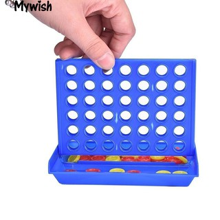 Connect Four In A Row 4 In A Line Board Game Children Fun Educational Toy