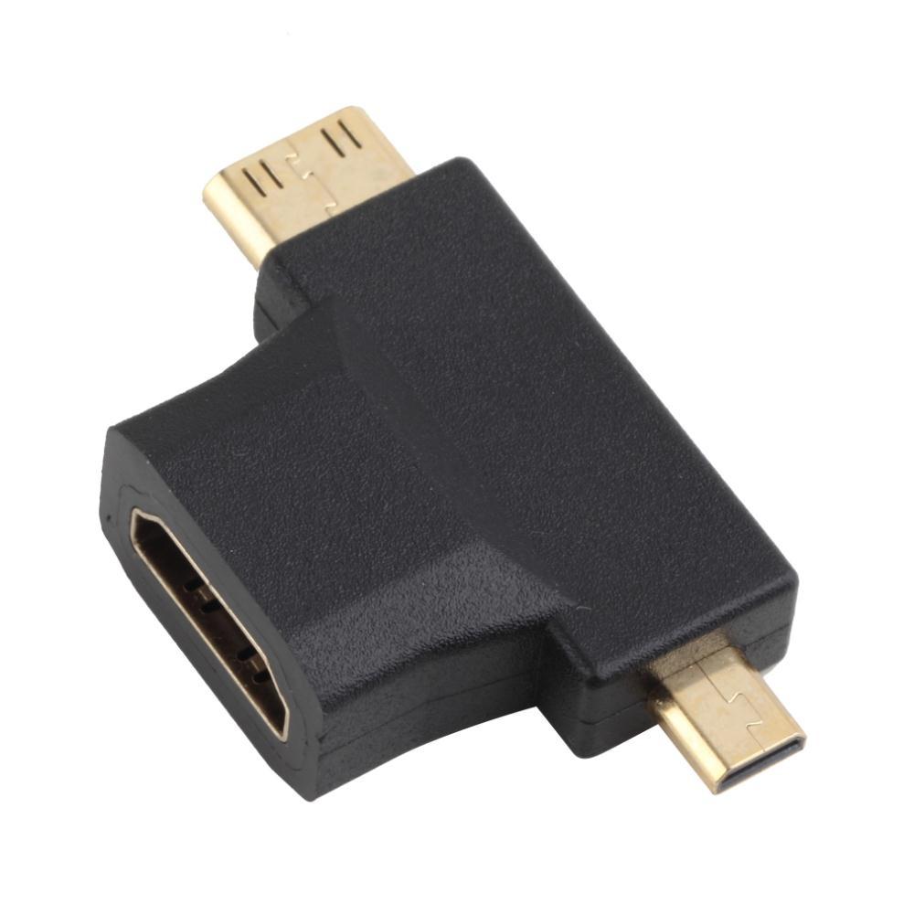 Đầu chuyển Micro HDMI sang HDMI - Đầu chuyển Mini HDMI sang HDMI - 3463333 , 999430397 , 322_999430397 , 59000 , Dau-chuyen-Micro-HDMI-sang-HDMI-Dau-chuyen-Mini-HDMI-sang-HDMI-322_999430397 , shopee.vn , Đầu chuyển Micro HDMI sang HDMI - Đầu chuyển Mini HDMI sang HDMI