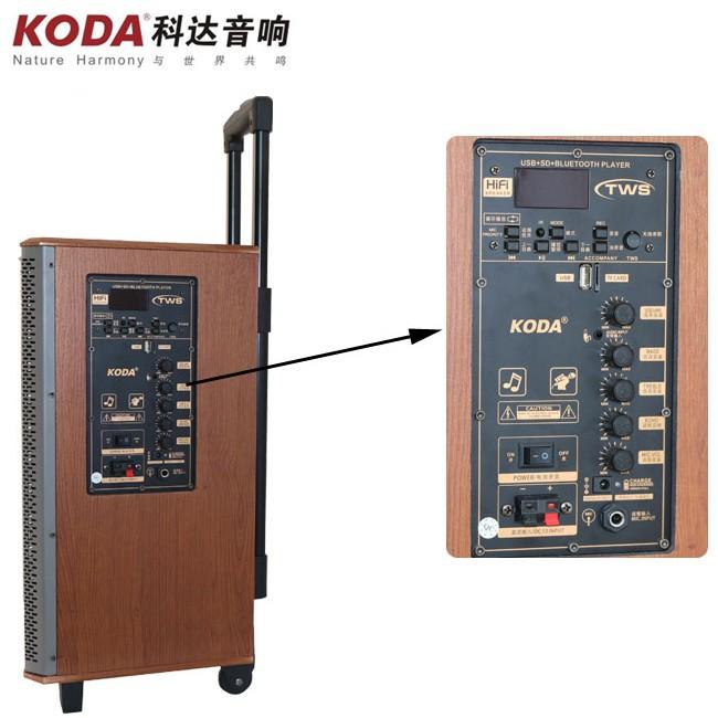 Loa kéo di động Koda KD-1005 (Ảnh 2)