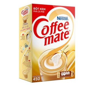 Bột kem Nestle Coffee Mate hộp 450g