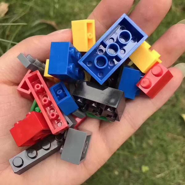 Bộ đồ chơi xếp hình Lego 1000 chi tiết cho b