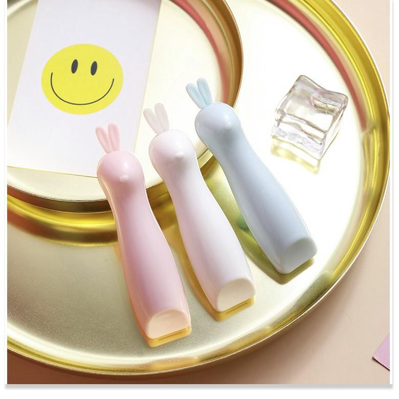 Dao rọc giấy   GIÁ VỐN]   Dao cắt rọc giấy hình tai thỏ màu sắc dễ thương 9449