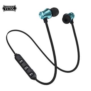 Tai nghe không dây Vitog X11 bluetooth 4.2 có nam châm phong cách thể thao