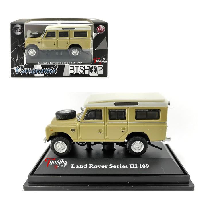 Mô Hình Xe Hơi Land Rover Series Iii 109 Sáng Tạo