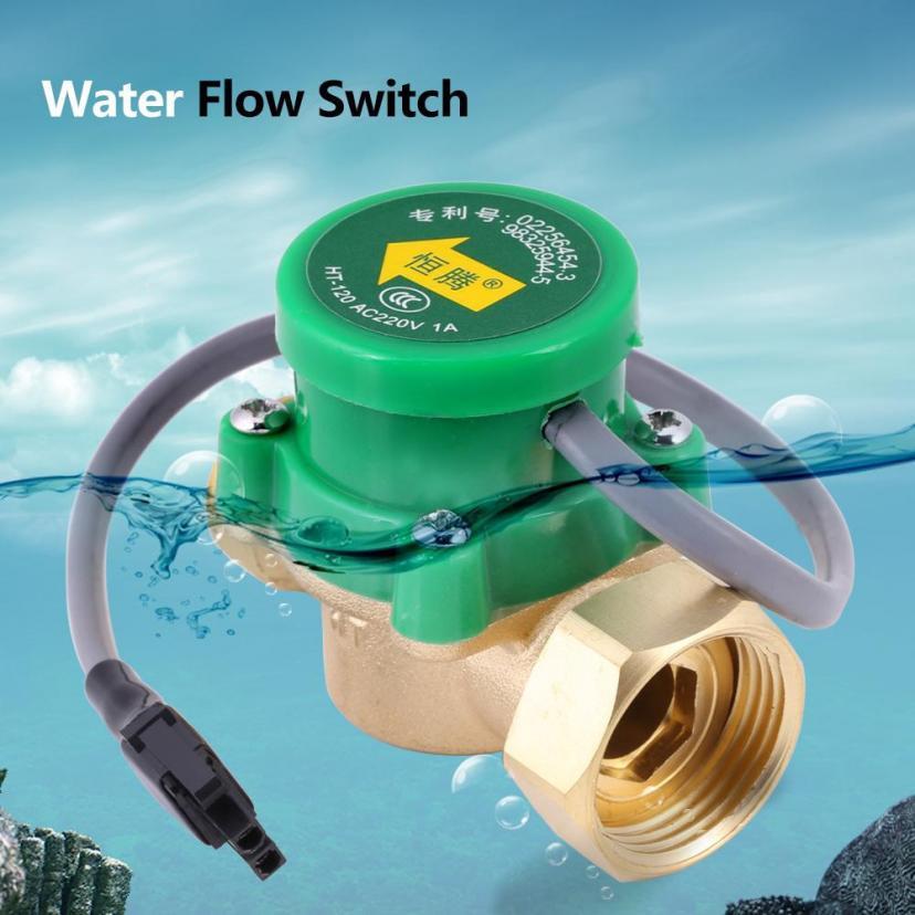 Công tắc điều khiển dòng nước G1 / 2 cho G3 / 4