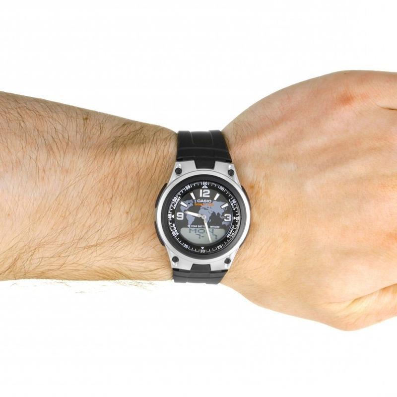 Đồng hồ nam Casio Anh Khuê AW-80 Series