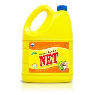 Nước rữa chén NET đậm đặt chai 1,5kg
