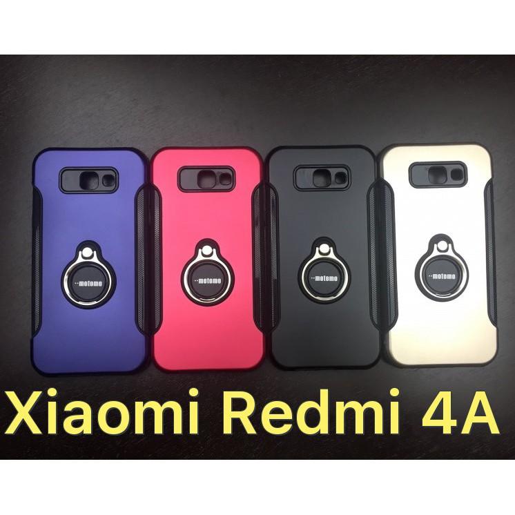 Ốp lưng chống sốc kèm nhẫn chân chống dựng chính hãng Motomo cho Xiaomi Redmi 4A - 2853325 , 832663112 , 322_832663112 , 75000 , Op-lung-chong-soc-kem-nhan-chan-chong-dung-chinh-hang-Motomo-cho-Xiaomi-Redmi-4A-322_832663112 , shopee.vn , Ốp lưng chống sốc kèm nhẫn chân chống dựng chính hãng Motomo cho Xiaomi Redmi 4A
