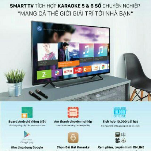 Smart Tivi Karaoke Vtb 32 Inch Lv3277ks Shopee Việt Nam