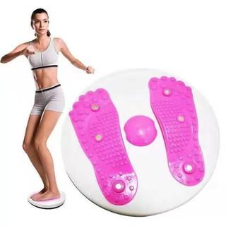 Bàn xoay eo massage bấm huyệt hình bàn chân siêu hot