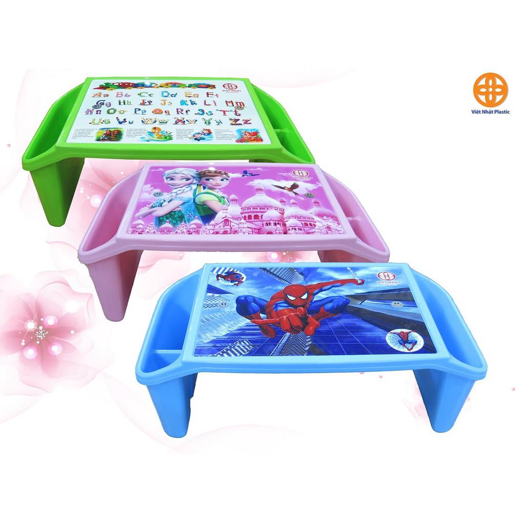 Bàn học cho bé nhựa Việt Nhật. Bàn nhựa đa năng có ngăn để đồ - 9976794 , 557383709 , 322_557383709 , 200000 , Ban-hoc-cho-be-nhua-Viet-Nhat.-Ban-nhua-da-nang-co-ngan-de-do-322_557383709 , shopee.vn , Bàn học cho bé nhựa Việt Nhật. Bàn nhựa đa năng có ngăn để đồ
