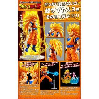Goku ssj3 model kit standar lắp ghép