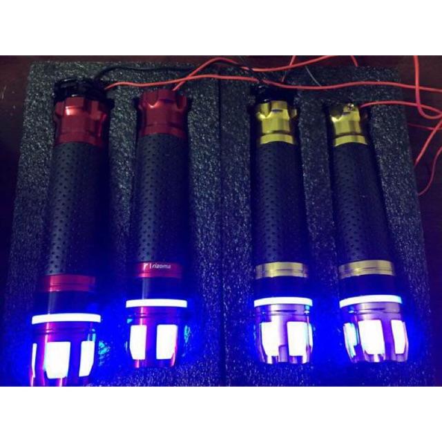 Cặp bao tay gù xoay có đèn.gắn cho tất cả các dòng xe