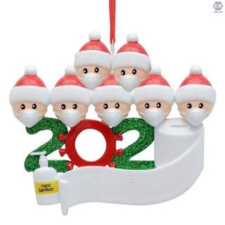 Set Phụ Kiện Trang Trí Giáng Sinh 2020 1-7fmily