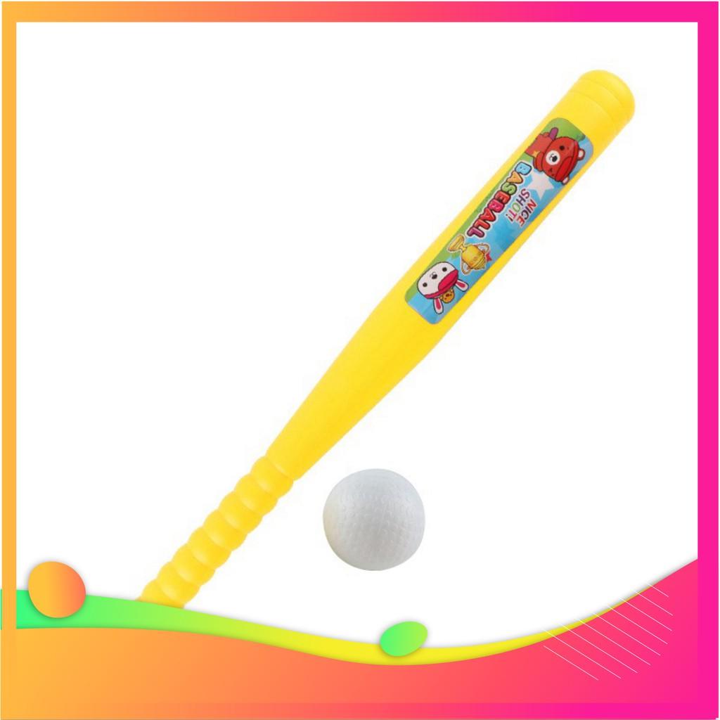 (Cắt Lỗ) Đồ chơi bóng chày mini cho bé–Đồ Chơi Trẻ Em 6390 (Hàng Cao Cấp)