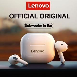 Tai nghe bluetooth không dây gaming Lenovo LP40 fullbox, nguyên tem, tích hợp Samsung, Iphone, laptop, PC thumbnail