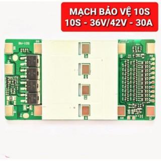 Mạch bảo vệ 10S 36V – 42V 20A, chuyên dùng cho pin xe điện cân bằng