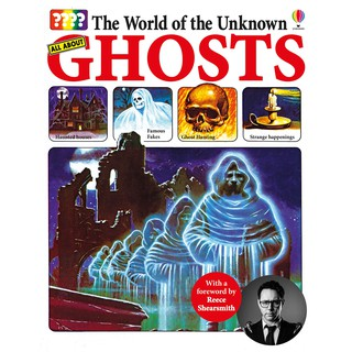 Sa ch - The World of the Unknown All About Ghosts thumbnail