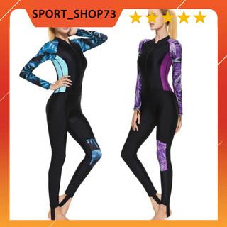 Bộ bơi liền dài nữ Sbart 2 SportShop