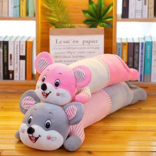 Chuột ôm ngủ nhồi bông, loại to 1m