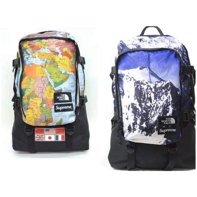 ee677da00 [Freeship ] Balo supreme x TNF, cặp sách Supreme x The north face
