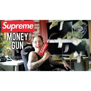 Súng bắn ra tiền vui nhộn