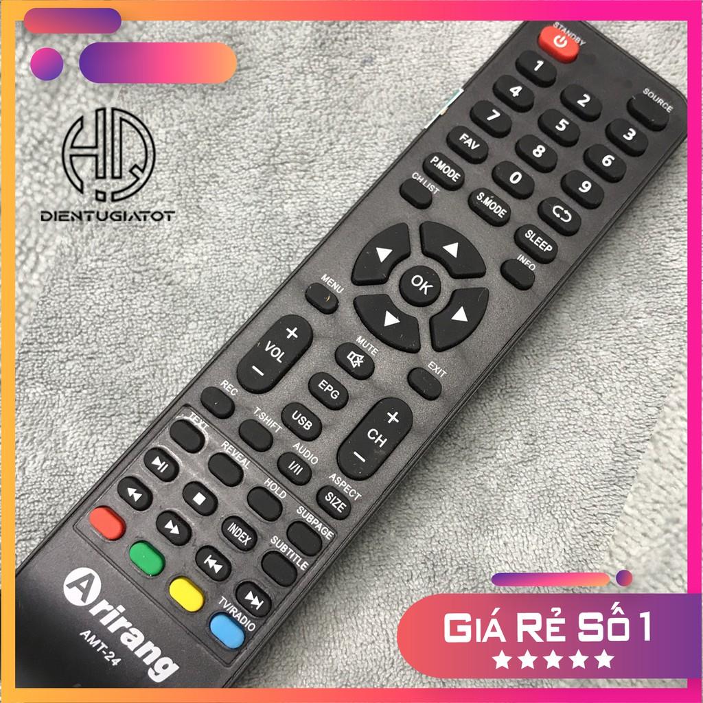 [GIÁ GỐC] - BH 3 THÁNG - Remote điều khiển TV ARIRANG LCD/LED