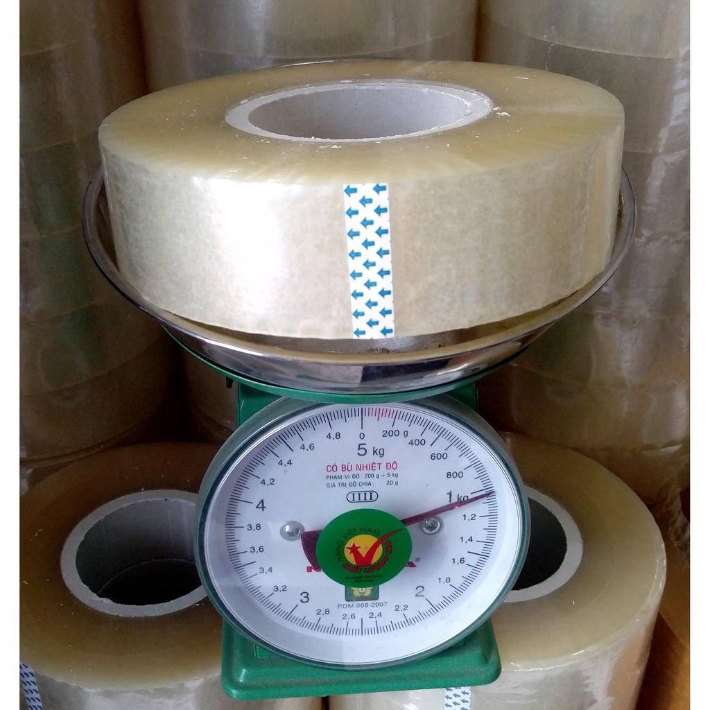 Xả Kho_Băng dính loại 1kg. Siêu Tiết