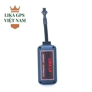 Định vị xe máy,oto LIKA L5 – Độ chính xác cao – Bảo hành 1 năm – Hỗ trợ lắp đặt từ xa – Chuyên dùng giám sát, chống trộm