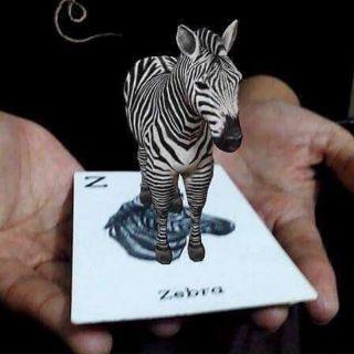 Thẻ Animal 4D cho con vừa chơi vừa học