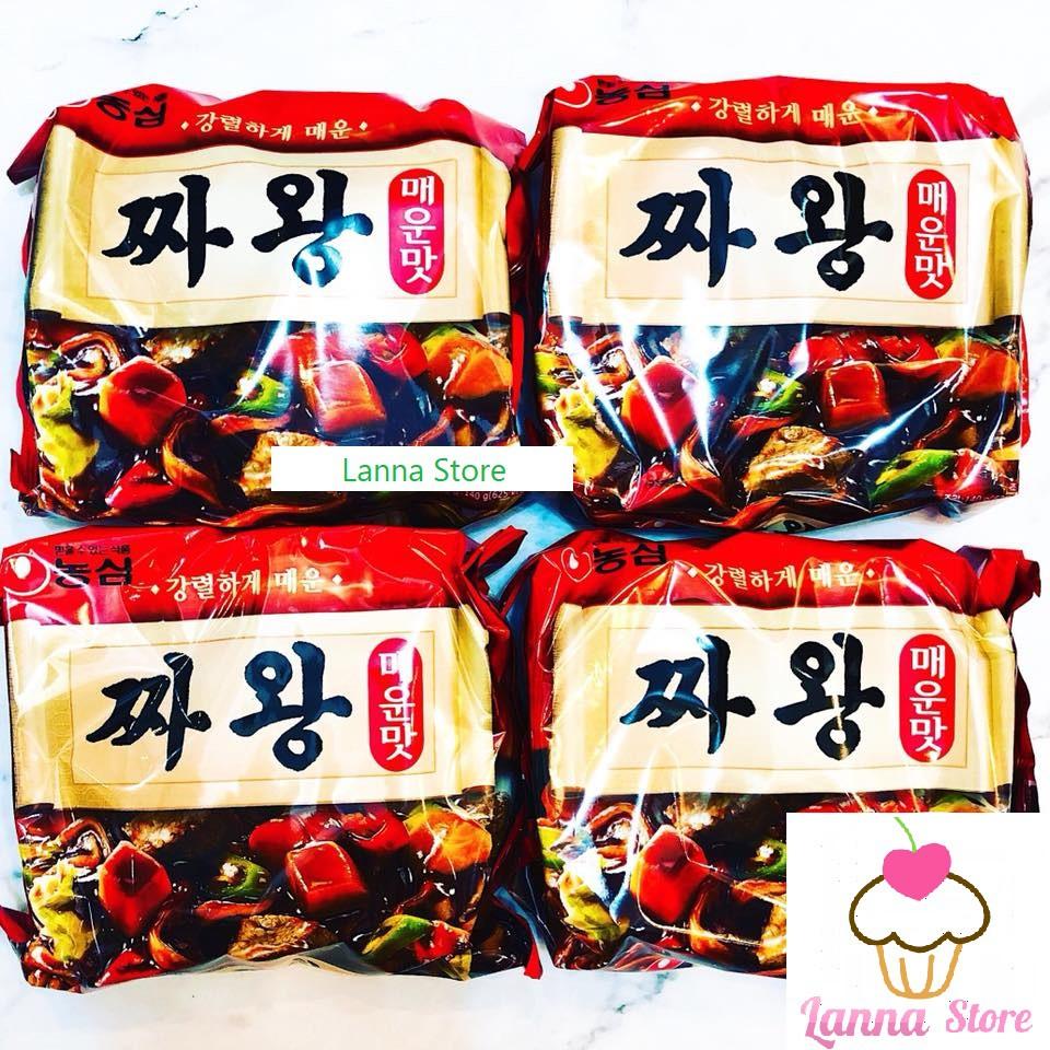 Mì tương đen cay Nongshim - hàng xách tay Hàn Quốc ?? - 2751814 , 1064562944 , 322_1064562944 , 42000 , Mi-tuong-den-cay-Nongshim-hang-xach-tay-Han-Quoc--322_1064562944 , shopee.vn , Mì tương đen cay Nongshim - hàng xách tay Hàn Quốc ??