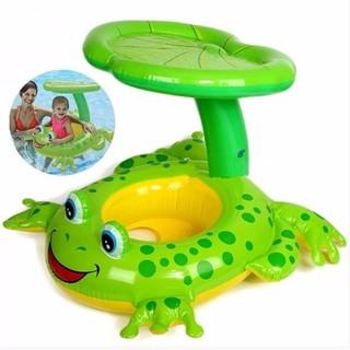 phao intex hình con ếch