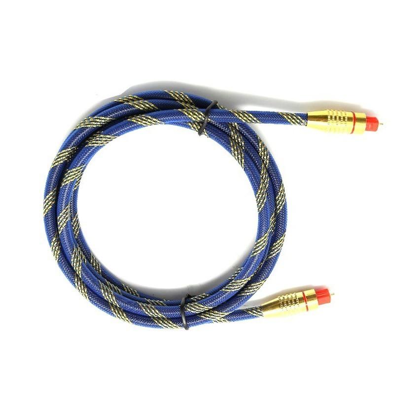 Cáp quang âm thanh Toslink Optical 2m (Xanh Phối Vàng) -DC1002 - 2650072 , 165980047 , 322_165980047 , 99000 , Cap-quang-am-thanh-Toslink-Optical-2m-Xanh-Phoi-Vang-DC1002-322_165980047 , shopee.vn , Cáp quang âm thanh Toslink Optical 2m (Xanh Phối Vàng) -DC1002