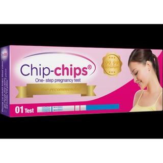 [Đảm bảo che tên sp] Que thử thai Chip-chips nhanh chóng, đơn giản